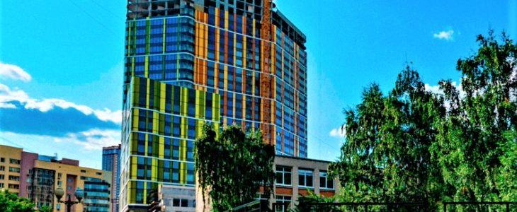 жилая недвижимость в Екатеринбурге